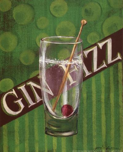 Gin Fizz-Grace Pullen-Art Print