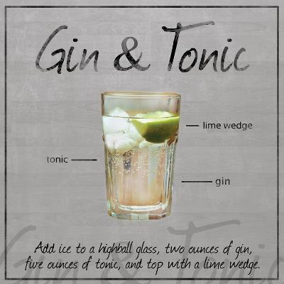 Gin Tonic-Lauren Gibbons-Art Print