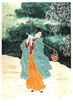 Japanese Water Carrier