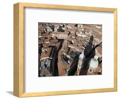 Bologna from the Torre Degli Asinelli Tower, Italy