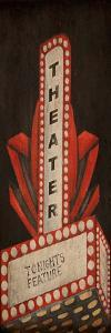 Now Showing Theater by Gina Ritter
