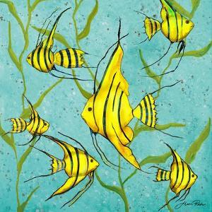 School of Fish III by Gina Ritter