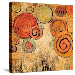 Spring Forward Square I by Gina Ritter
