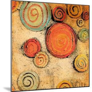 Spring Forward Square II by Gina Ritter