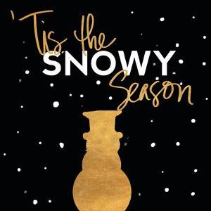 Tis the Snowy Season by Gina Ritter