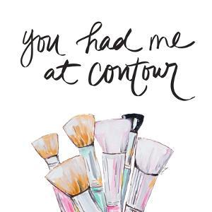 You Had Me At Contour by Gina Ritter