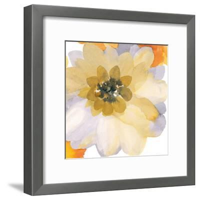 Ginger Gold II-Sandra Jacobs-Framed Art Print