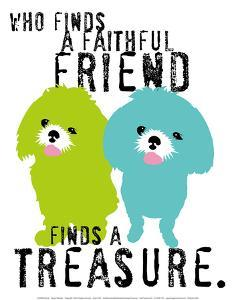 A Faithful Friend by Ginger Oliphant
