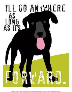I'll Go Anywhere by Ginger Oliphant
