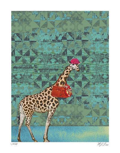 Ginger-Mj Lew-Giclee Print