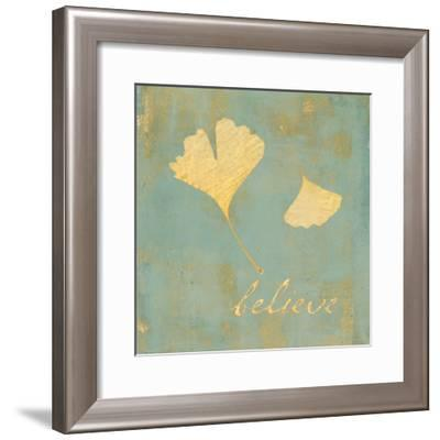 Gingko Inspiration-Booker Morey-Framed Art Print