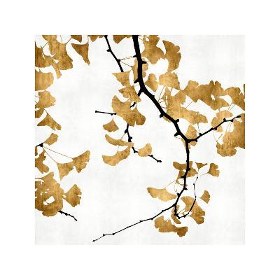 Ginko in Gold II-Kate Bennett-Giclee Print