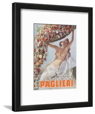 From the Flowers come the Powders and Scents of Paglieri - Authentic Essence Perfume