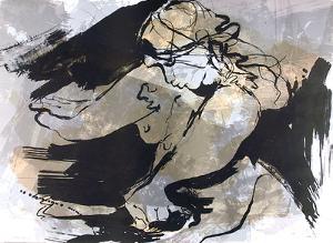 Desnuda con Manos by Gino Hollander