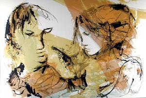 Las dos Mujeres by Gino Hollander