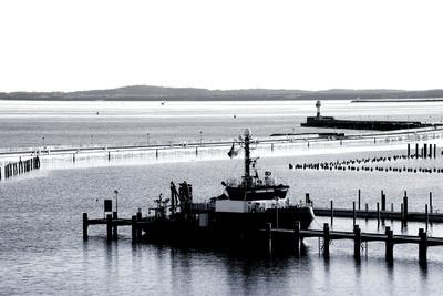 Harbor of Sassnitz