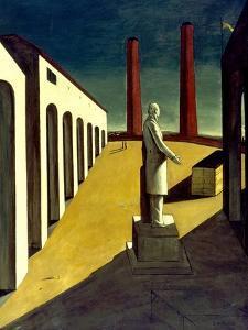 Chirico: Enigma, 1914 by Giorgio De Chirico