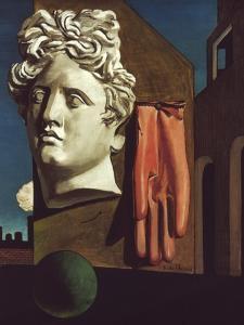 Le Chant D'Amour, 1914 by Giorgio De Chirico