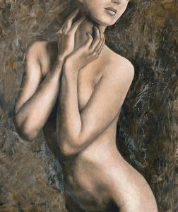 Nude II by Giorgio Mariani