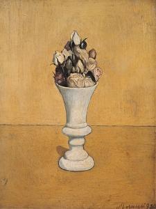 Flowers by Giorgio Morandi