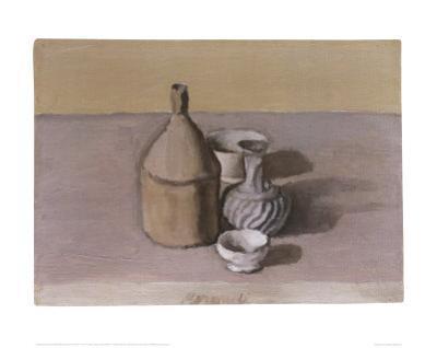 Natura Morta 1956 by Giorgio Morandi