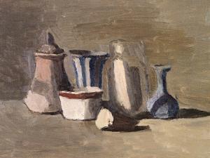 Still Life by Giorgio Morandi