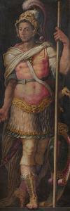 Alessandro De' Medici (1510-153) Called Il Moro (The Moo), Duke of Florence, 1555-1562 by Giorgio Vasari
