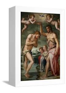 Baptism of Christ by Giorgio Vasari