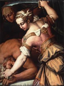 Judith and Holofernes, C.1554 by Giorgio Vasari