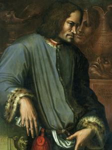 """Lorenzo De Medici """"The Magnificent"""" by Giorgio Vasari"""