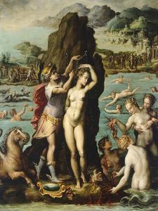 Perseus Freeing Andromeda by Giorgio Vasari