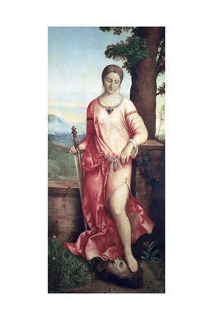 Judith, 1504