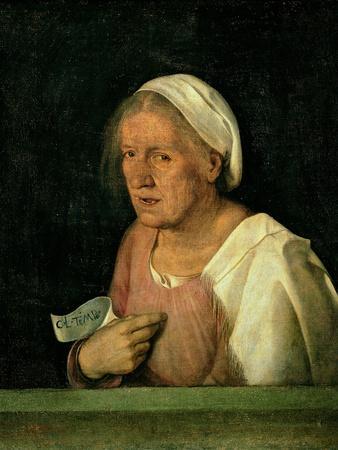 La Vecchia (The Old Woman) after 1505