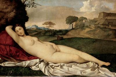 Sleeping Venus, 1508-1510