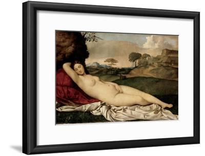 Sleeping Venus, 1508-1510