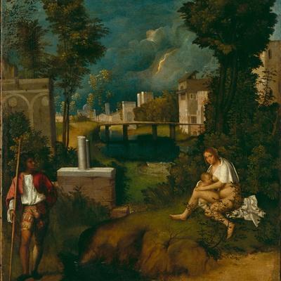 The Tempest, C.1508