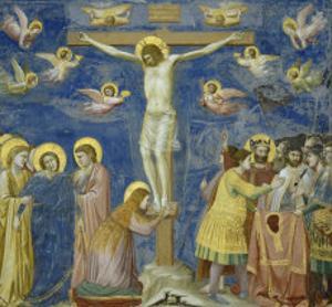 Crucifixion by Giotto di Bondone