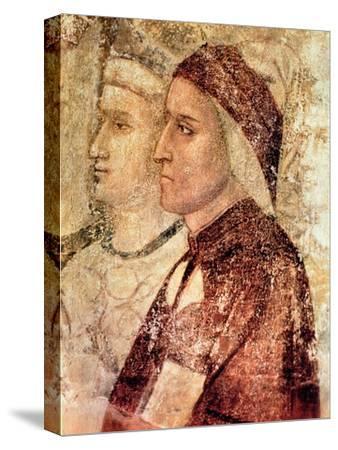 Paradise, Detail of Dante Alighieri (1265-1321) c.1336
