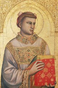 Polyptych of St Stephen, 1330 - Ca1335 by Giotto di Bondone