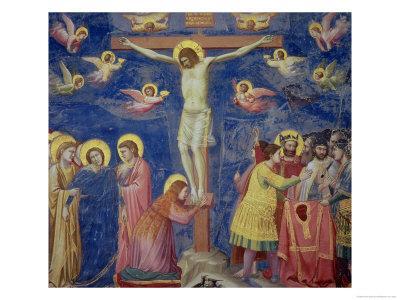 The Crucifixion, circa 1305