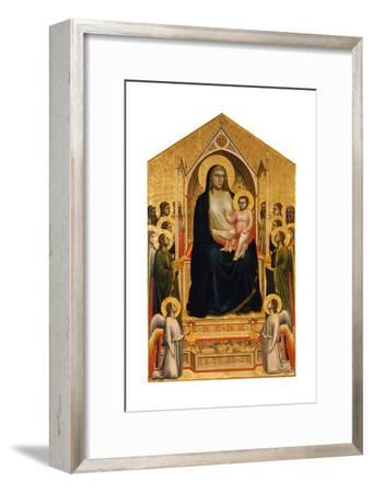 The Ognissanti Madonna, Ca 1310
