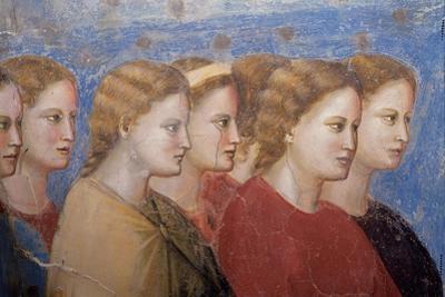 Women, Fresco cycle