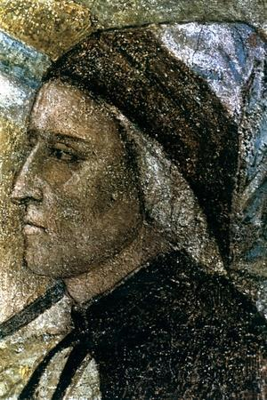 Portrait of Dante Alighieri, C1287-1337