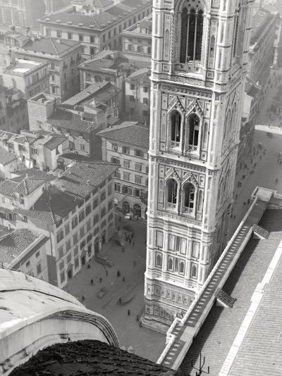 Giotto's Belltower in Florence-Vincenzo Balocchi-Photographic Print
