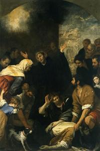 Miracle of Mason by Giovanni Andrea De Ferrari