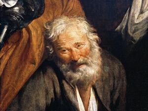 Noah's Drunkenness by Giovanni Andrea De Ferrari