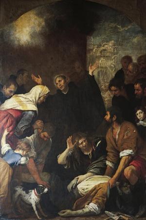 St Ignatius Resurrecting Mason