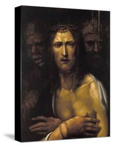 Ecce Homo, Palatine Gallery, Pitti Palace, Florence by Giovanni Antonio Bazzi Sodoma