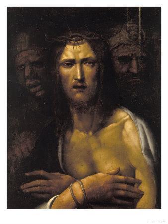 Ecce Homo, Palatine Gallery, Pitti Palace, Florence