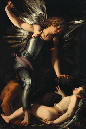 The Divine Eros Defeats the Earthly Eros, Ca 1602